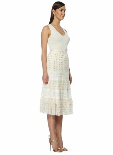 Temperley London Elbise Beyaz